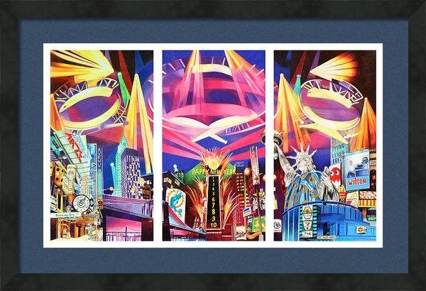 Joshua Morton - Phish New York for New Ye... Print