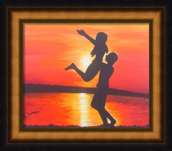 Shishu Suman - You me and the beautiful ... Print