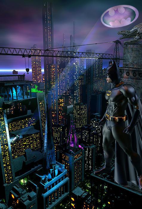 Joseph Soiza - Gotham