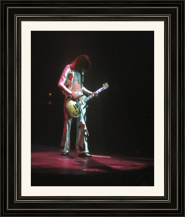 Joe  Gliozzo - Led Zeppelin 3 Print