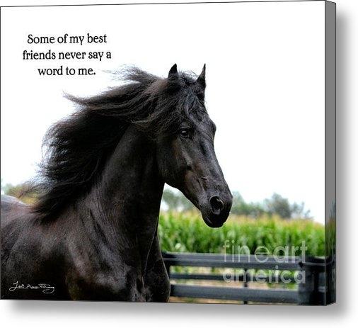 Lori Ann  Thwing - Best Friends Print