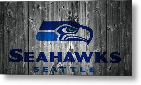 Dan Sproul - Seattle Seahawks Barn Doo... Print