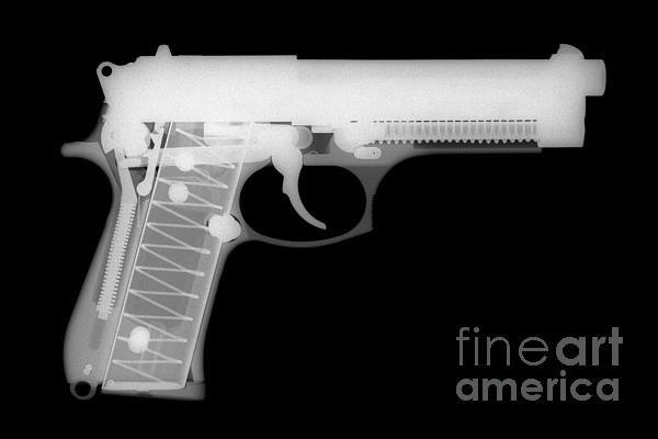 Ray Gunz - Berretta 9mm Print