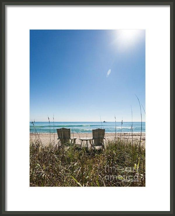 Michelle Wiarda - A Day in the Sun Print