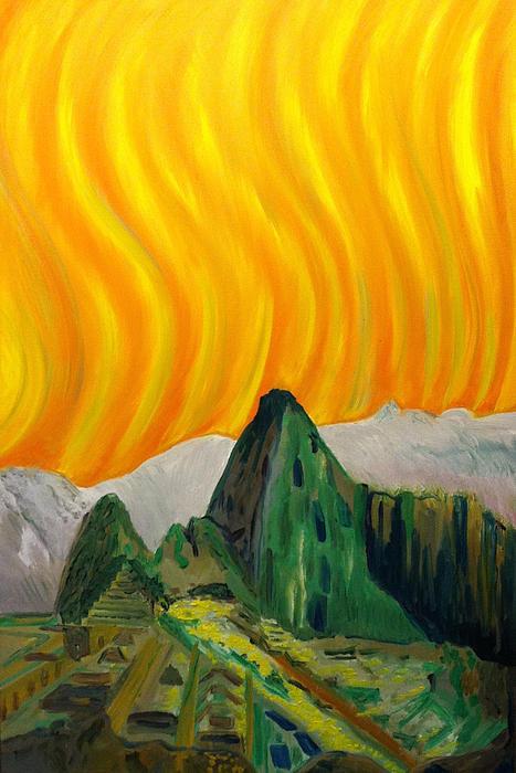 Joe Ballone - Machu Picchu_2 Print