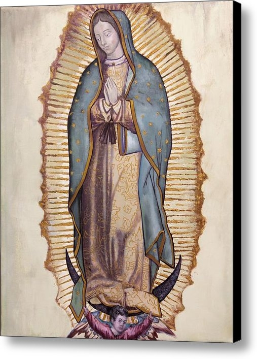 Richard Barone - Our Lady of Guadalupe Print