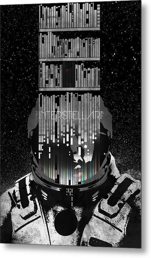 Edgar Ascensao - Interstellar Print