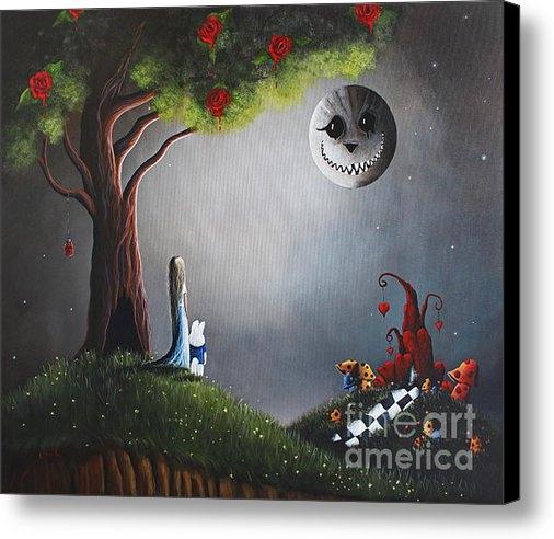 Shawna Erback - Alice In Wonderland Artwo... Print