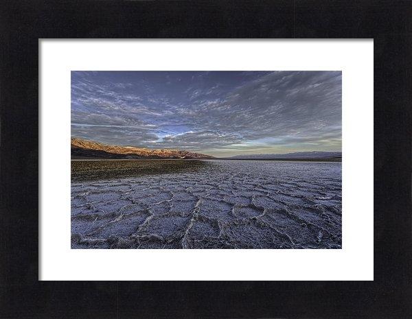 Ralph Nordstrom - Death Valley Sunrise - 20... Print