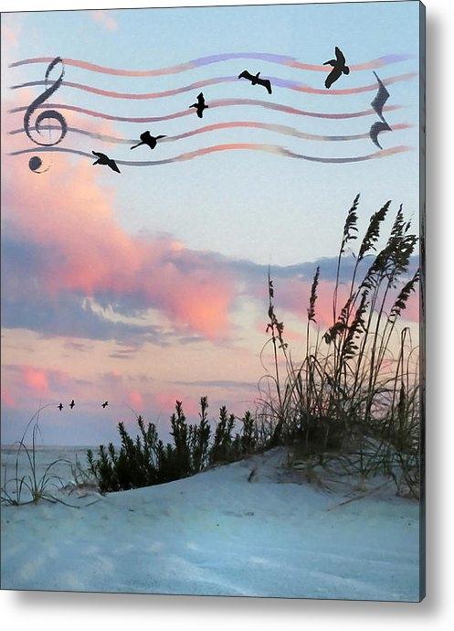 Deborah Smith - Beach Music Print