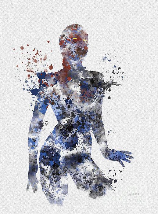 Rebecca Jenkins - Mystique Print