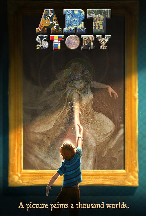 Aaron Blaise - Art Story Poster Print