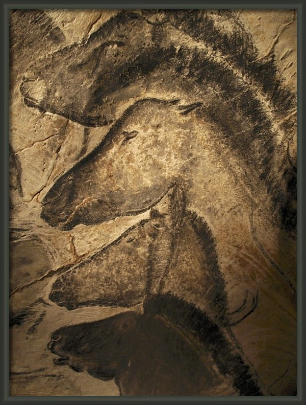 Javier Truebamsf - Stone-age Cave Paintings,... Print