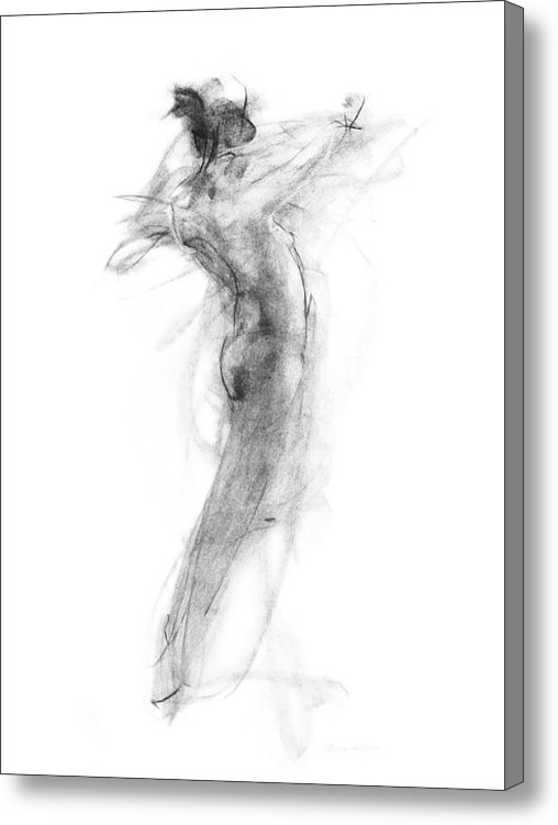 Christopher Williams - Girl in Movement Print