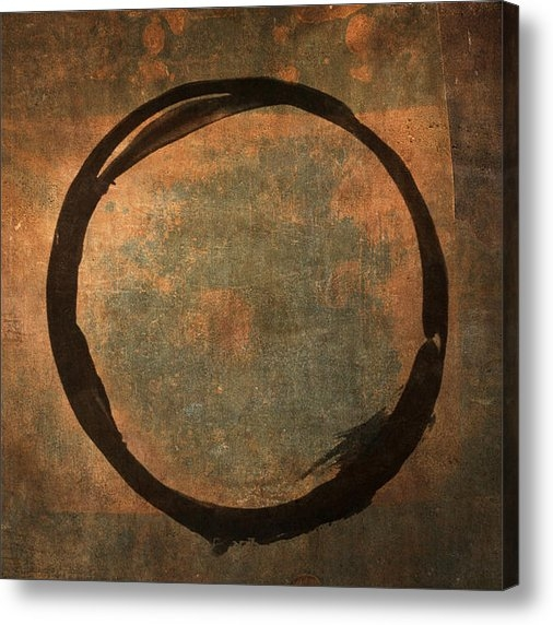 Julie Niemela - Brown Enso Print