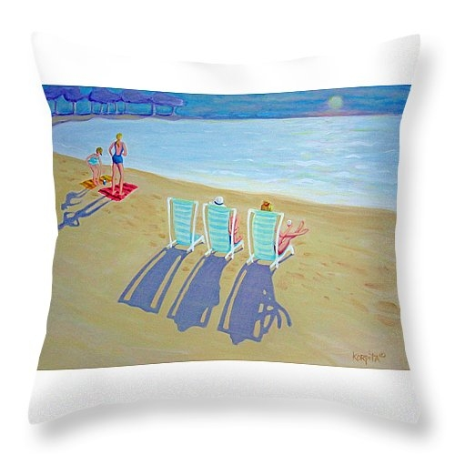 Rebecca Korpita - Sunset on Beach - Last Ra... Print