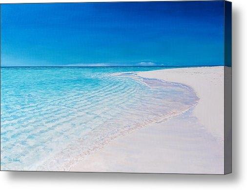 Liz Zahara - Grace Bay Splendor Print