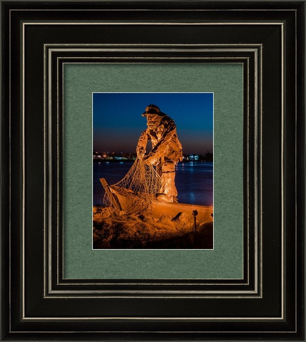 Greg Nyquist - The Fisherman after Night... Print
