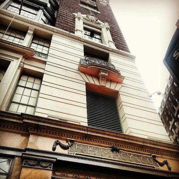 Bryn Marie - #macys #nyc Print