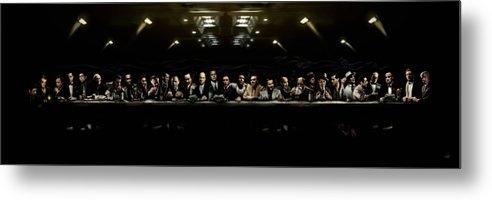 Laurence Adamson - The Last Sit Down Print