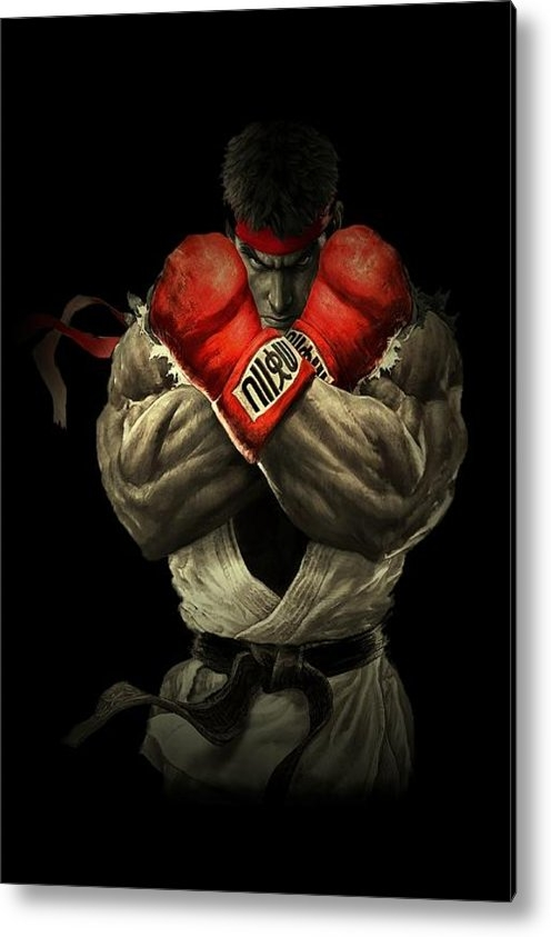 Movie Poster Prints - Street Fighter Print