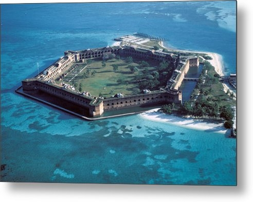 Carl Purcell - Fort Jefferson Print