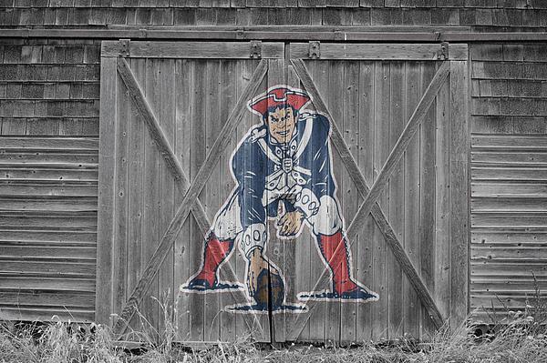Joe Hamilton - New England Patriots Print