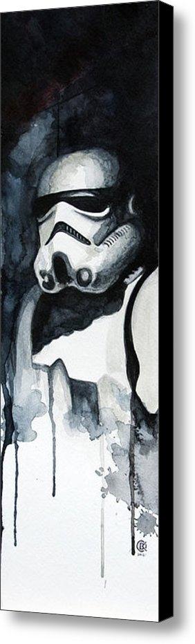 David Kraig - Stormtrooper Print