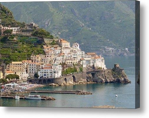 Marilyn Dunlap - Amalfi Splendor Print