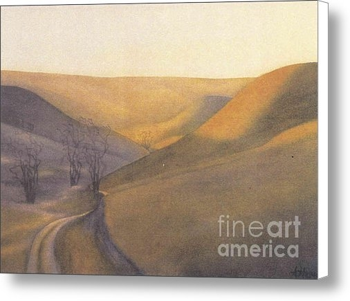 Anne Havard - Coulee Sunset Print