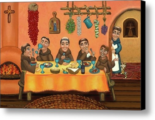 Victoria De Almeida - San Pascuals Table 2 Print