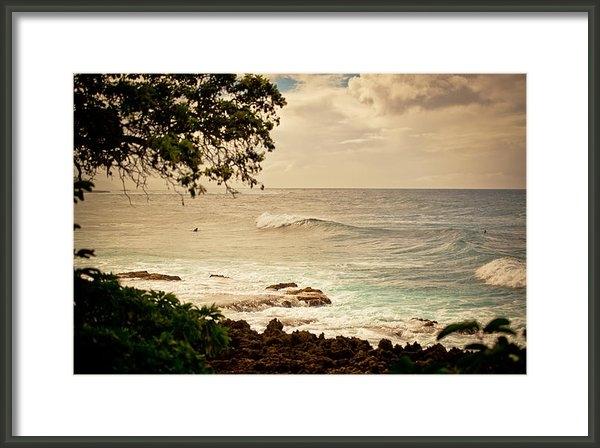 Anna Bryukhanova - Oahu North Shore Hawaii Print