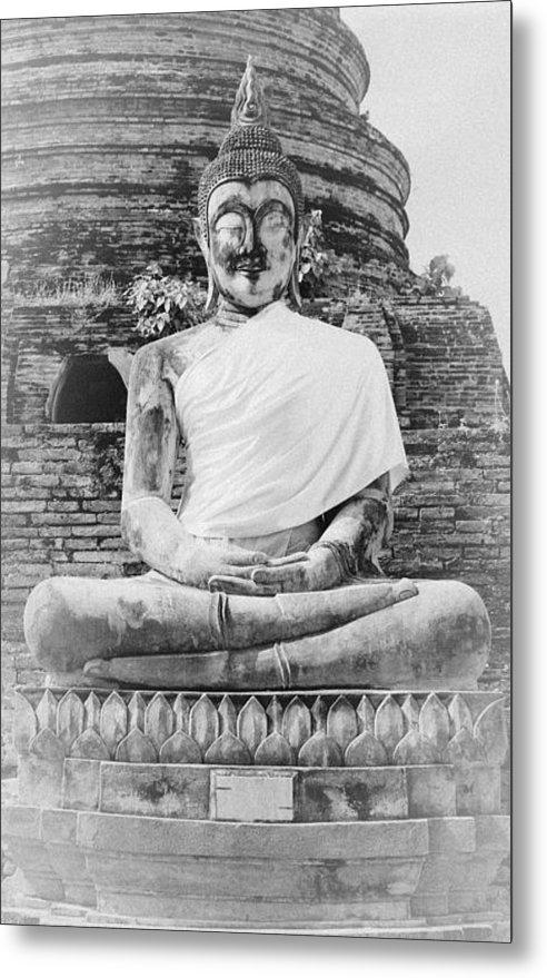 Thosaporn Wintachai - Buddha statue Print