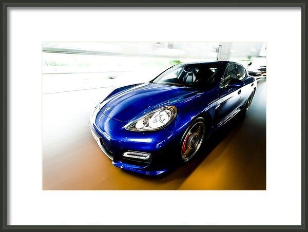 Stephane Grossin - Porsches Panamera Print