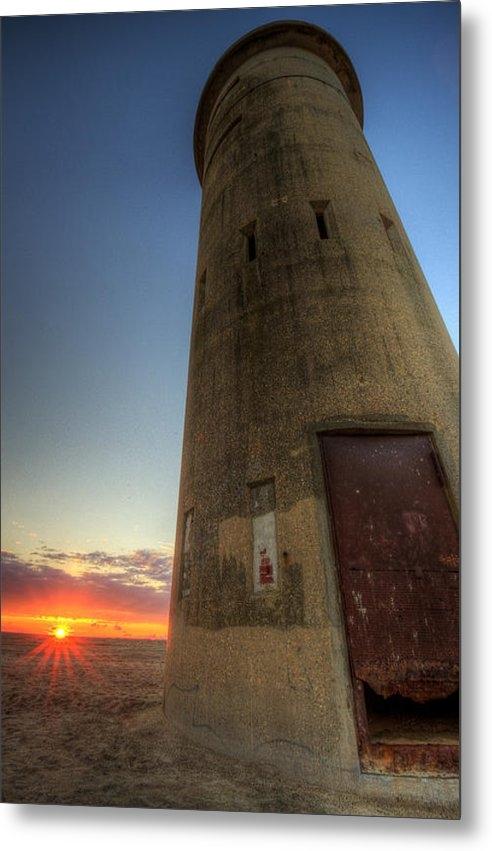 David Dufresne - Cape henlopen Tower Print