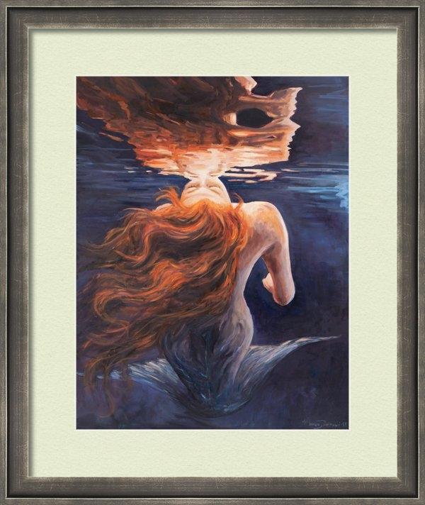 Marco Busoni - A trick of the light - lo... Print