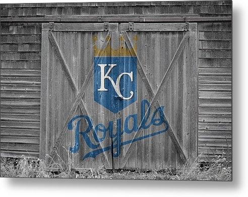 Joe Hamilton - Kansas City Royals Print