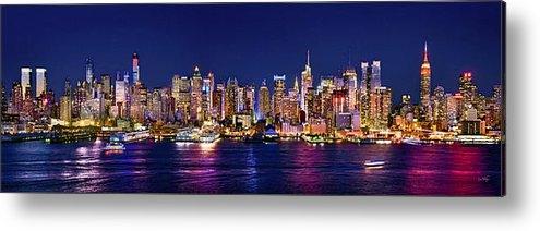 Jon Holiday - New York City NYC Midtown... Print