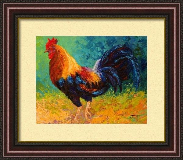 Marion Rose - Mr Big - Rooster Print