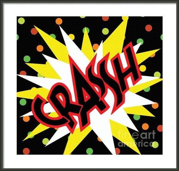 Kaye Menner - Crash Print