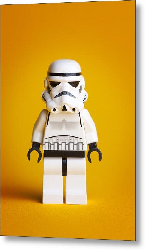 Samuel Whitton - Lego Storm Trooper Print
