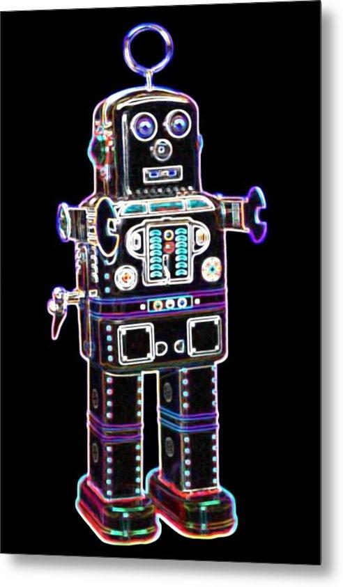 DB Artist - Spaceman Robot Print