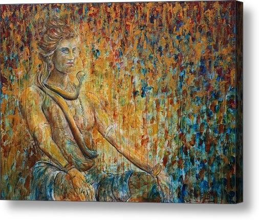 Nik Helbig - Shiva Meditation 2 Print
