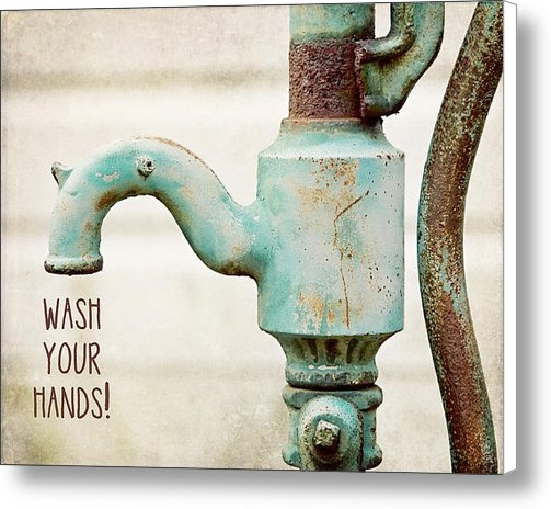 Lisa Russo - Wash Your Hands Child