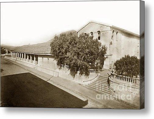 California Views Mr Pat Hathaway Archives - Mission San Luis Obispo d... Print