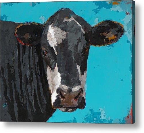 David Palmer - People Like Cows #8 Print