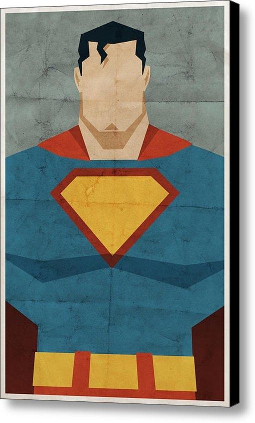 Michael Myers - Man Of Steel Print