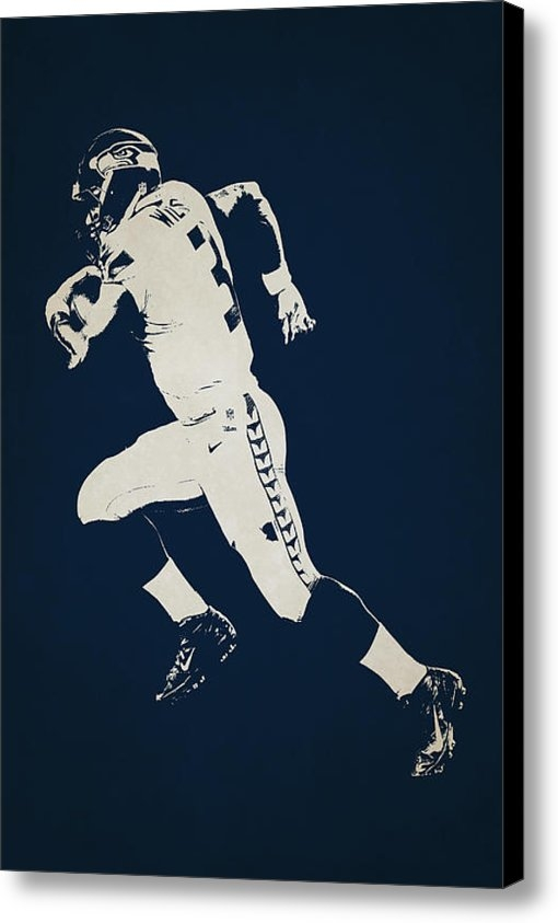 Joe Hamilton - Seattle Seahawks Shadow P... Print