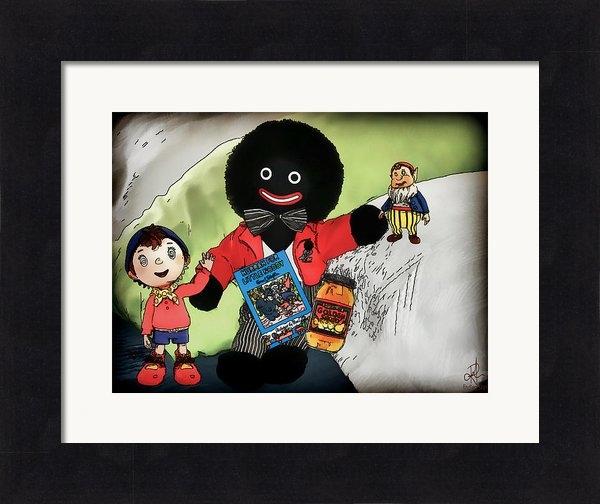Pennie  McCracken - Favourite Childhood Memor... Print