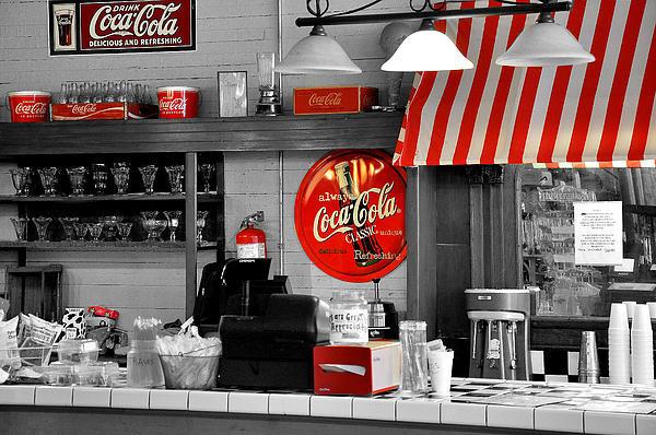 Todd Hostetter - Coca Cola Print